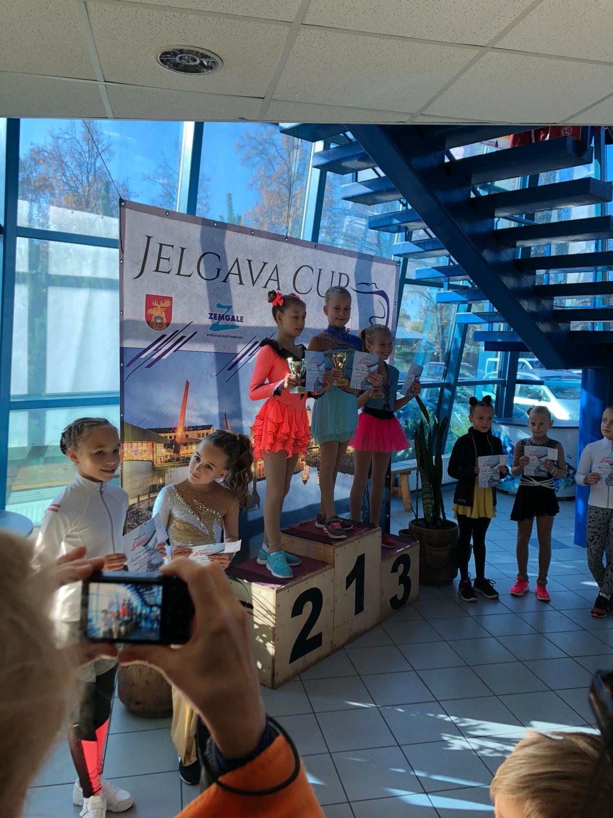Jelgava cup 2018 kausa izcīņa OZO klubs
